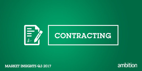Contracting Q3