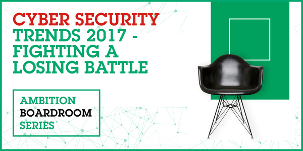 [Blog] Cyber Security Trends 2017