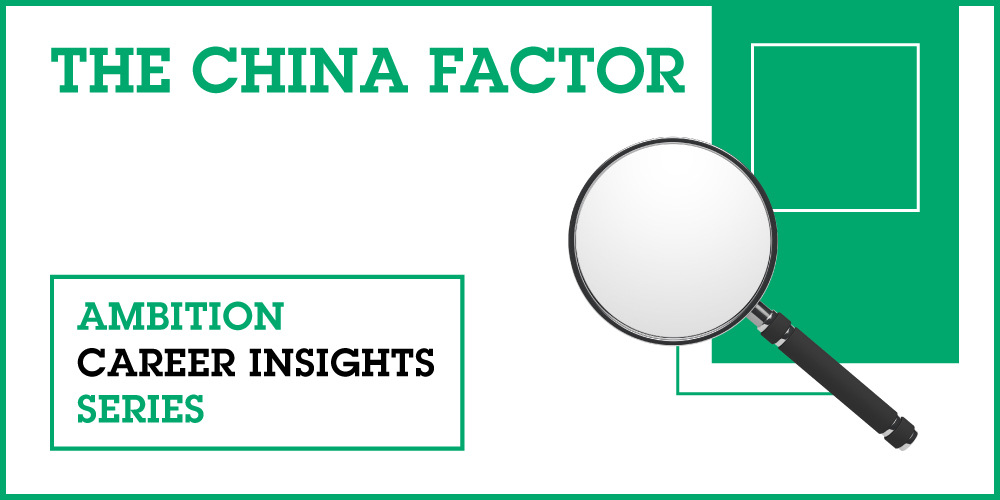 [Blog] The China Factor